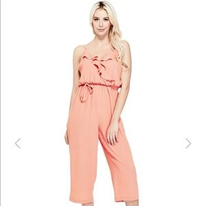 Guess Solange Jumpsuit in Pink